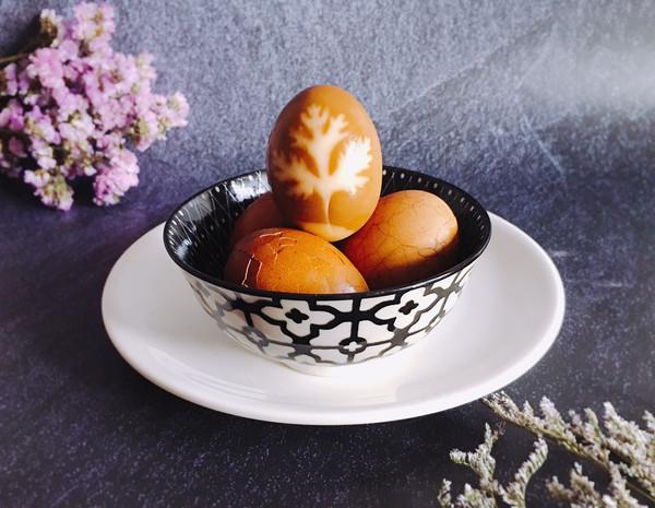 五香茶叶蛋#父亲节,给老爸做道菜#的做法