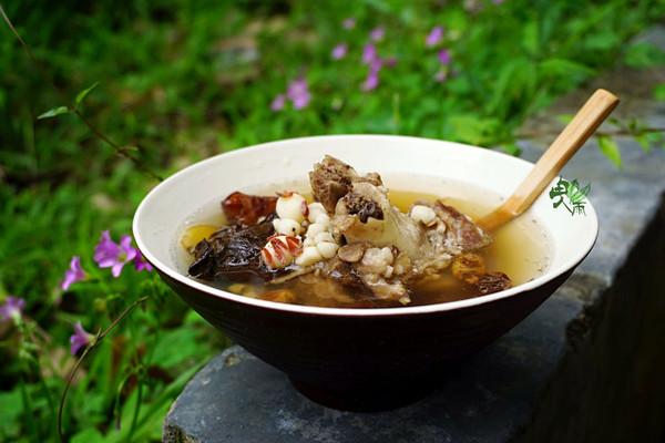 谷雨节气 | 健脾祛湿汤(薏米,芡实,木棉花干)的做法