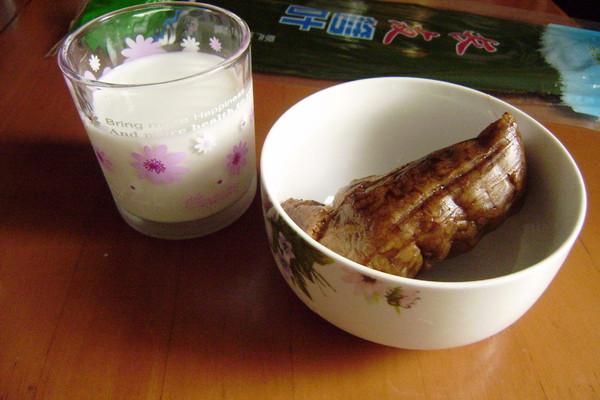 大肉粽子的做法
