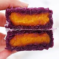 紫薯南瓜月饼的做法图解18