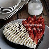 巧克力水果冰淇淋蛋糕(不用烤箱)