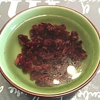 咖啡肉桂蔓越莓手撕面包的做法图解4