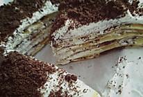 奥利奥千层奶油蛋糕的做法