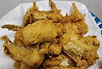 外酥里嫩的豆腐鱼的做法