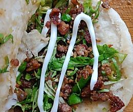 #我们约饭吧#肉夹馍的做法