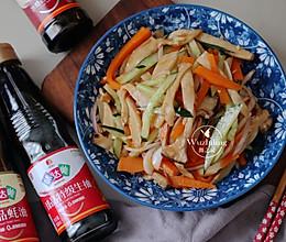 #民厨奥运会# 凉拌杏鲍菇的做法