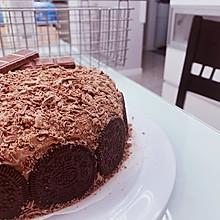 独家|家庭版零失败黑森林蛋糕