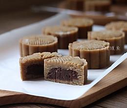~栗子红豆糕~丰收季的香甜点心(四)的做法
