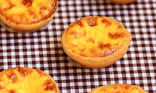 有着悠久历史的葡式蛋挞的做法