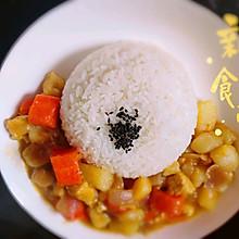 咖喱鸡肉饭-简单好吃