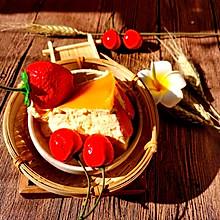 #全电厨王料理挑战赛热力开战!#芒果慕斯蛋糕