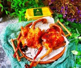#奈特兰草饲营养美味#蒜香黄油烤乳鸽的做法