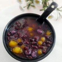 芋圆红豆汤(清心丸)