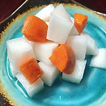 0难度的糖醋萝卜