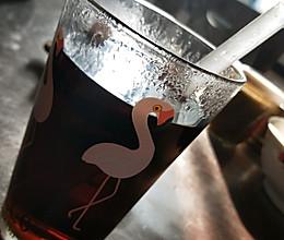 暖心姜丝可乐的做法