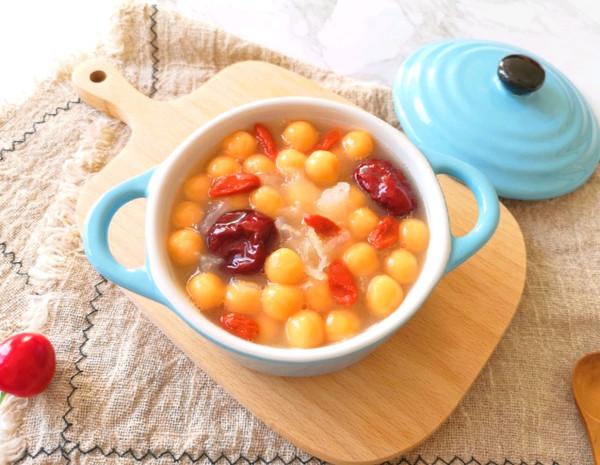红薯圆子甜汤的做法