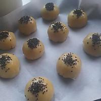 蛋黄酥(附猪油做法)的做法图解9