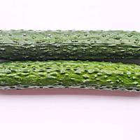#520,美食撩动TA的心!#低脂爽脆开胃下饭的腌黄瓜条的做法图解2