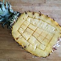 泰式菠萝饭#网红美食我来做#的做法图解4