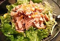 【鸡胸肉沙拉】的做法