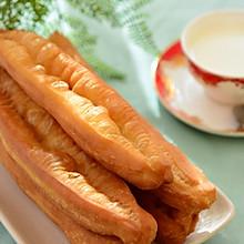 早餐-蓬松大油條