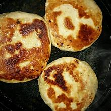 羊油葱花饼