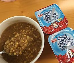 粳米小麦粥…的做法