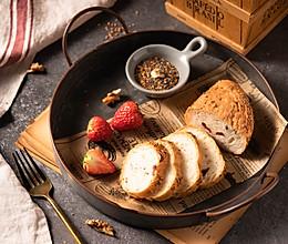 轻食减脂的杂粮欧包的做法