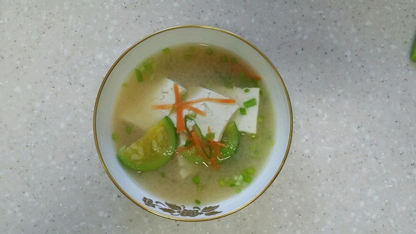 酱汤的做法