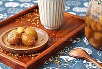 糖渍桂花栗子(附详细栗子处理方法)#中秋团圆食味#的做法