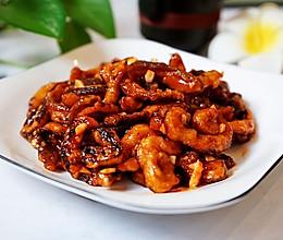 开胃下饭的糖醋香菇条的做法