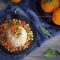杂蔬糙米发芽饭的做法图解10