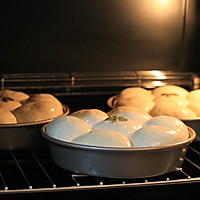 【超醇椰浆软面包】——雄鷄標™椰浆试用菜谱的做法图解10