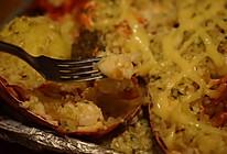 芝士焗龙虾(进化版)的做法