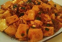 麻婆豆腐是这么做的的做法