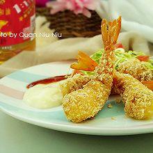 日式炸虾#均衡年夜饭#