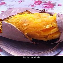 烤红薯(烤箱版)