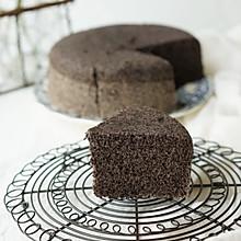 #美食新势力#黑米蒸蛋糕