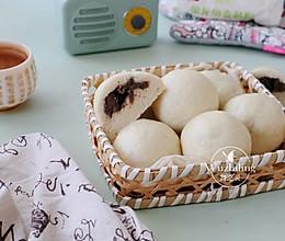 #豆果10周年生日快乐# 自制豆沙馒头的做法