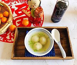 #元宵节美食大赏#咸汤圆~虾肉汤圆的做法