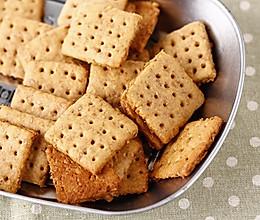 消化饼干的做法(烤箱烤全麦消化饼干--零失败经验)的做法