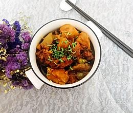 #就是红烧吃不腻!#红烧莴笋芋儿鸡的做法