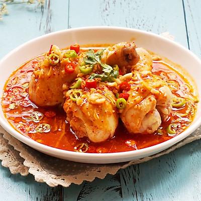 丘比沙拉汁-香辣鸡腿