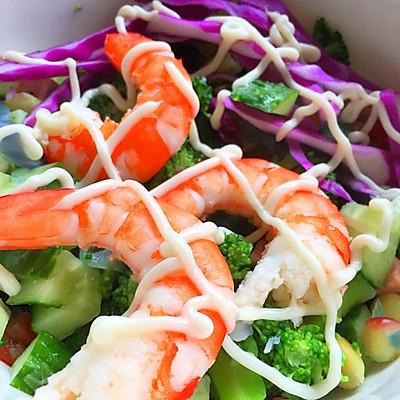 减肥沙拉(超营养!)