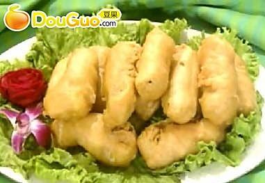 炸熘黄鱼的做法