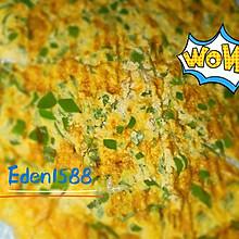 辣椒煎鸡蛋