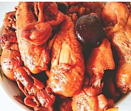 #下饭红烧菜#酱香浓郁的卤鸡腿/翅中/鸡胗子的做法