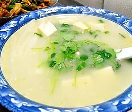 鲫鱼豆腐萝卜汤的做法