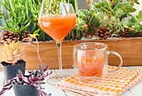 苹果胡萝卜汁:1个苹果,1根胡萝卜,补充维生素,缓解眼疲劳的做法