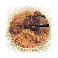 猪肉排骨饭(温岭)